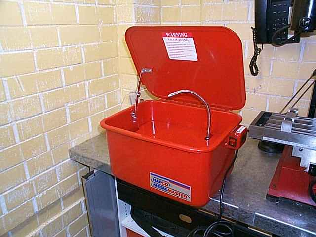 Hare And Forbes Hafco Small Parts Washer